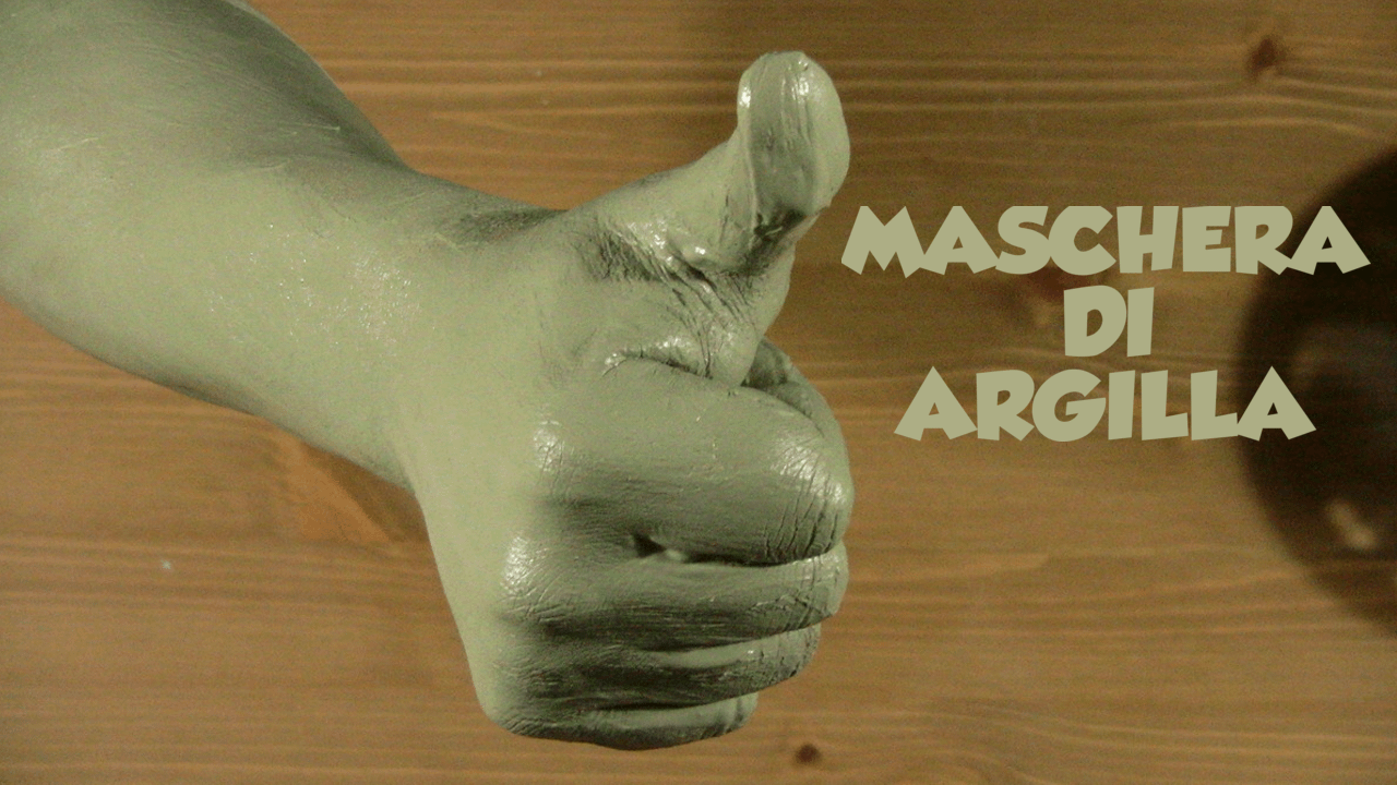 Maschera Base o Crema di Argilla