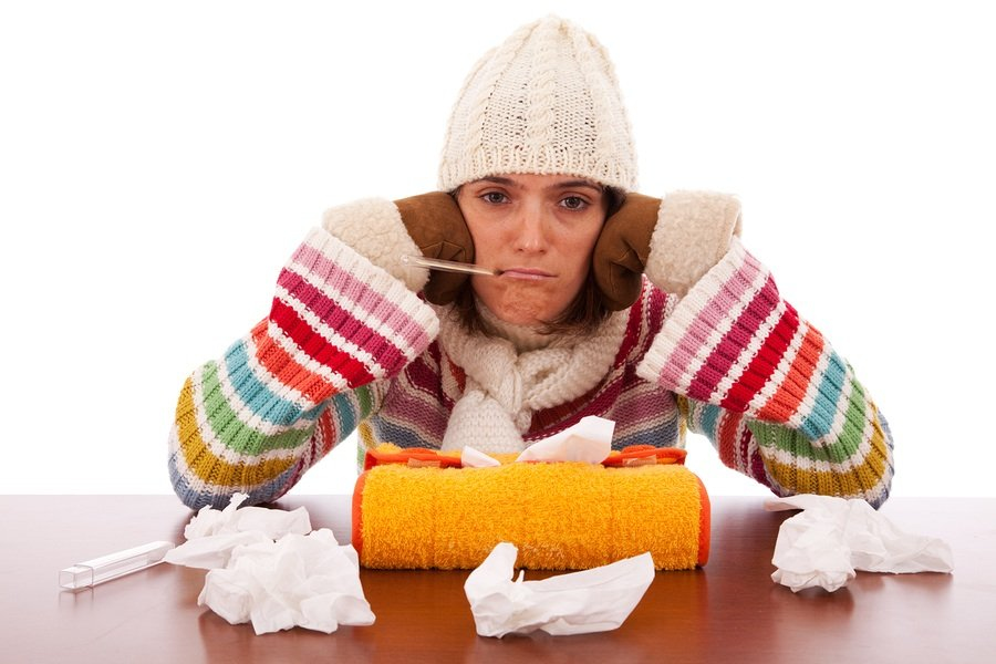 Influenza: Disturbi Respiratori