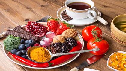 Antiossidanti Per Tutte Le Età