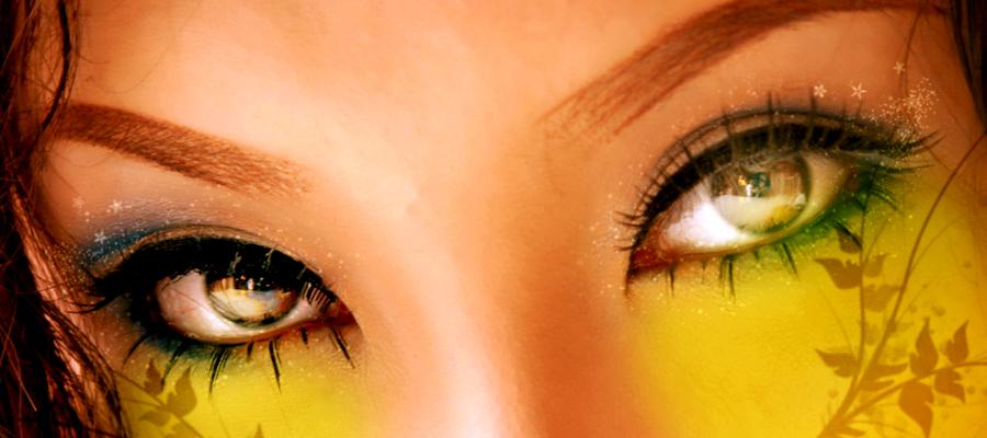 Occhi Stanchi e Arrossati